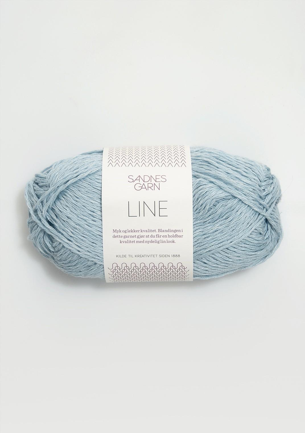 5930 Lys Blå Line
