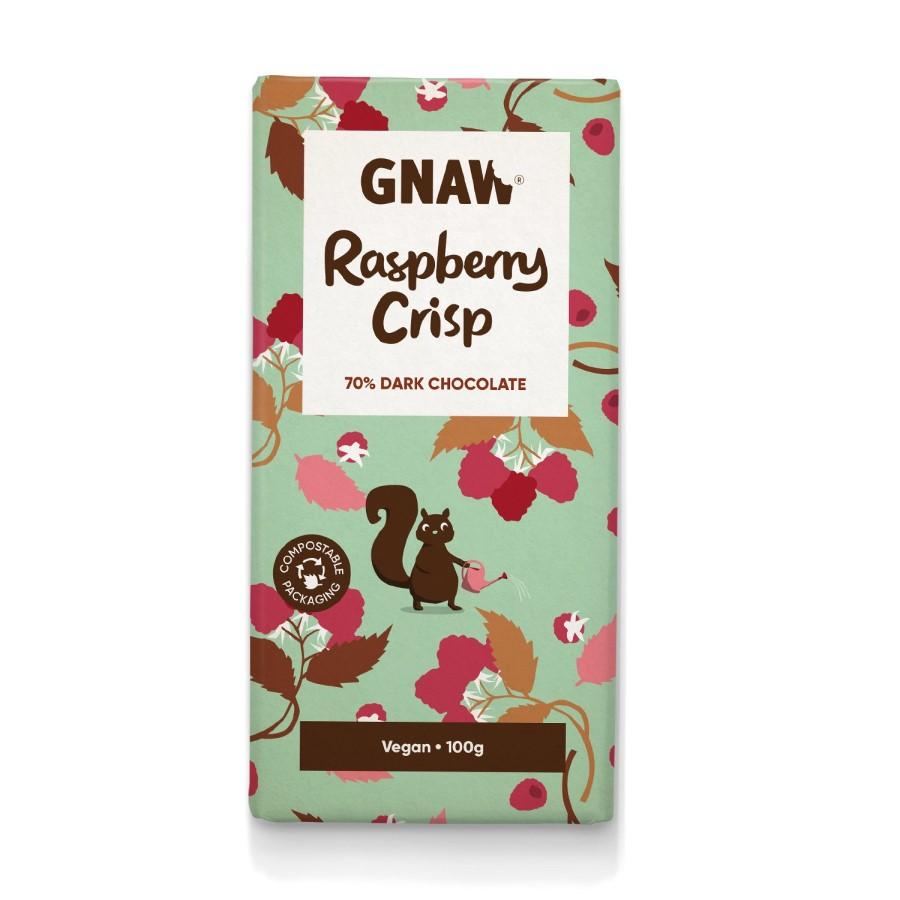 Gnaw 70% Dark Raspberry Crisp