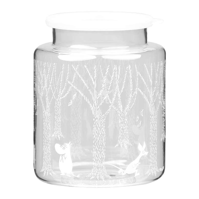 Mummi glassbolle – I skogen