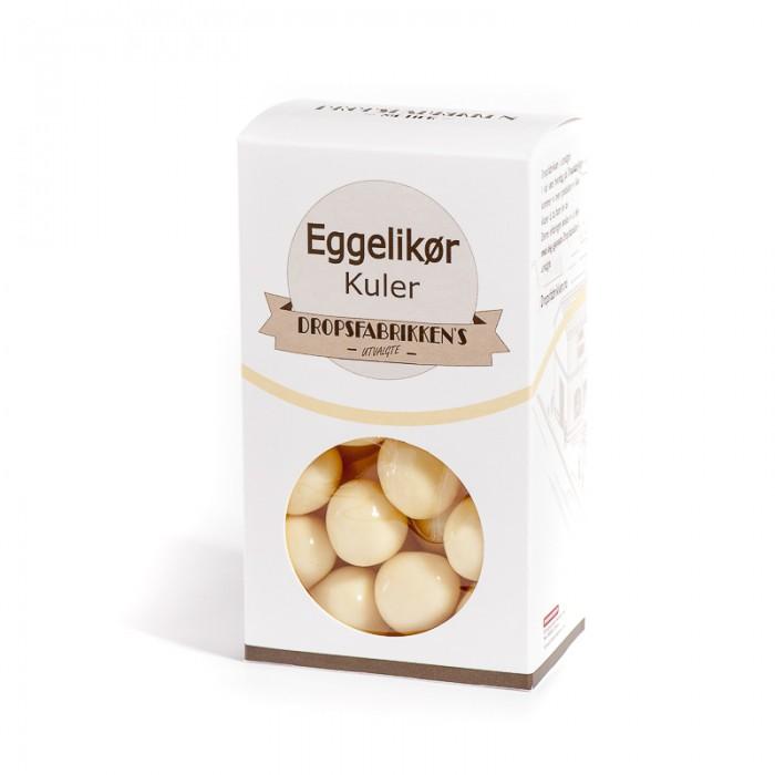 Eggelikør-kuler