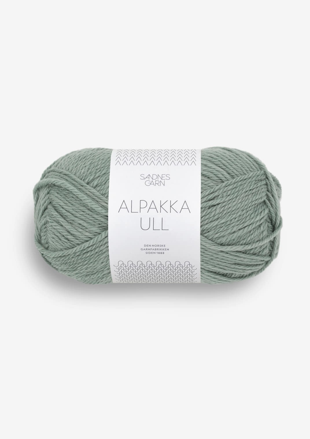 8051 Eukalyptus Alpakka Ull