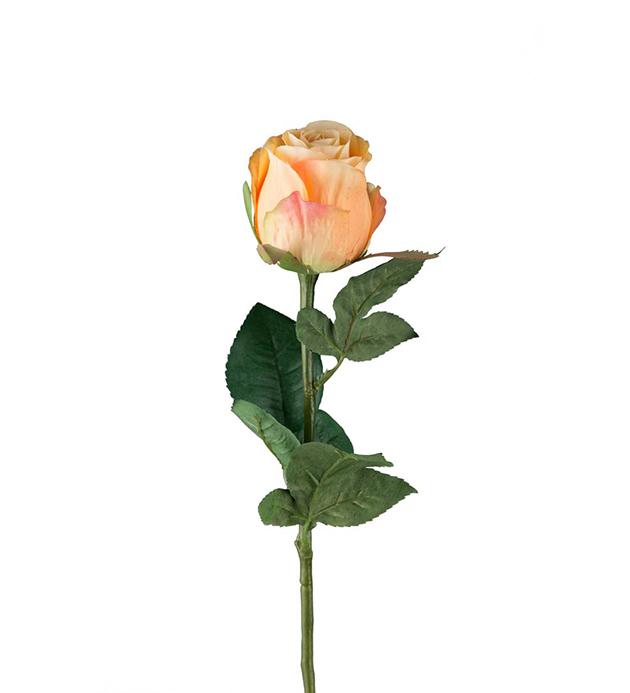 Orange Rose, Kunstig