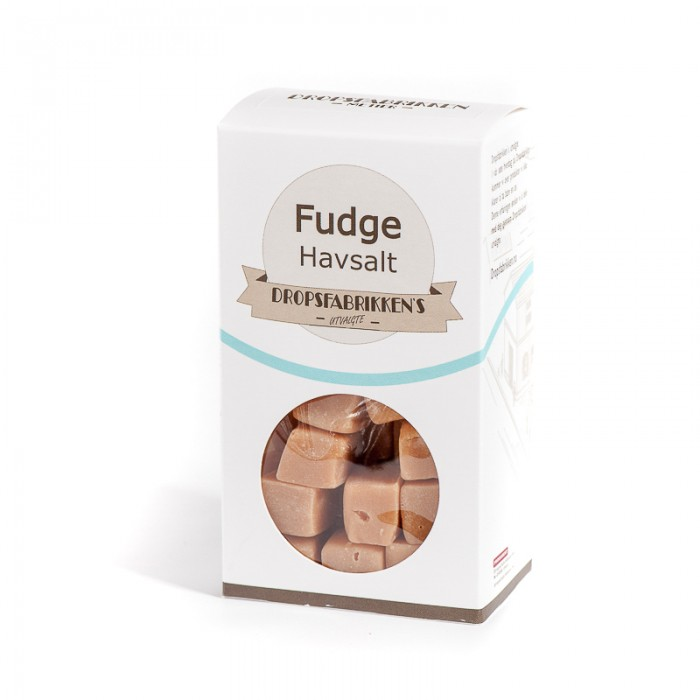 Fudge Havsalt