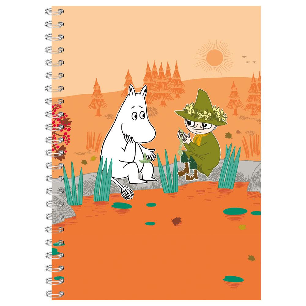 Mummi A6 notatbok Du og jeg