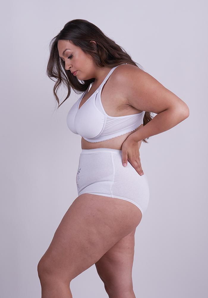 Stretch Cotton Maternity Bra