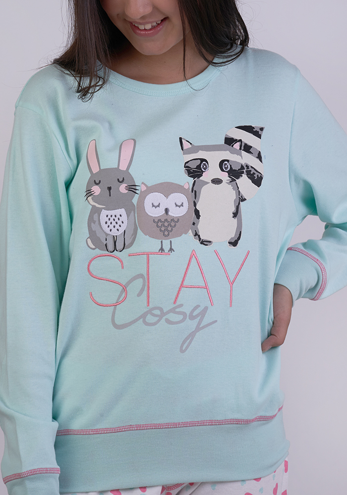 Stay Cosy Pyjama Set
