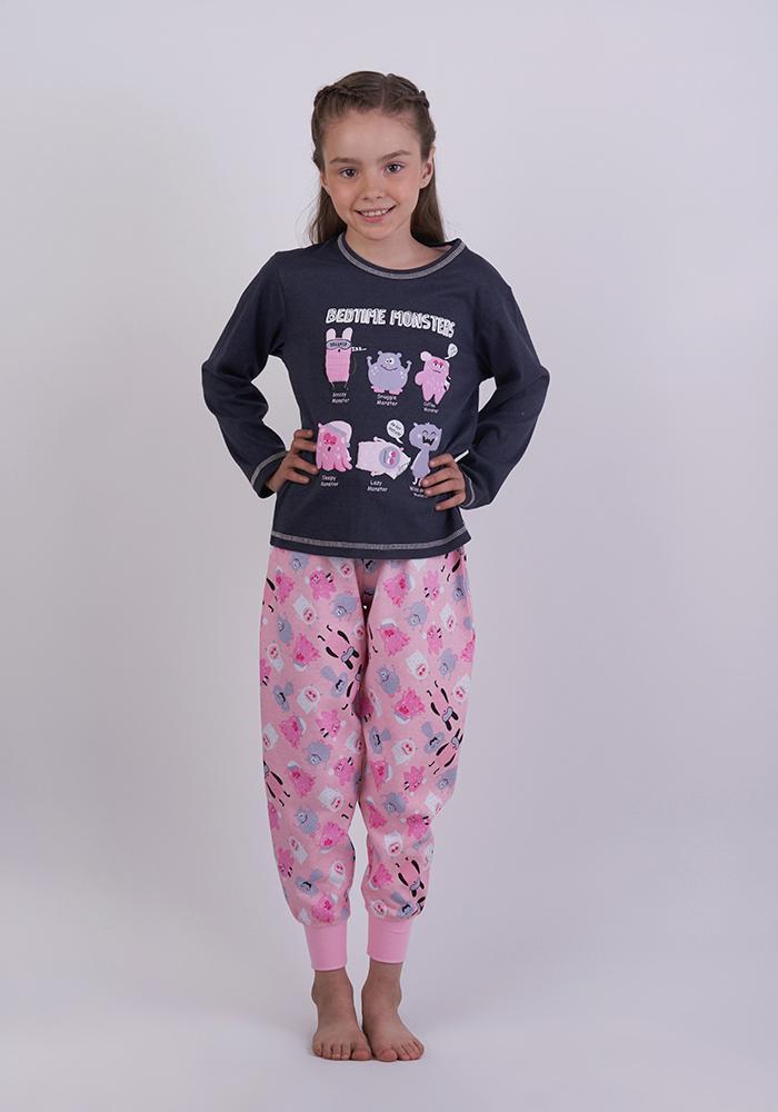Bedtime Monsters Pyjamas Set