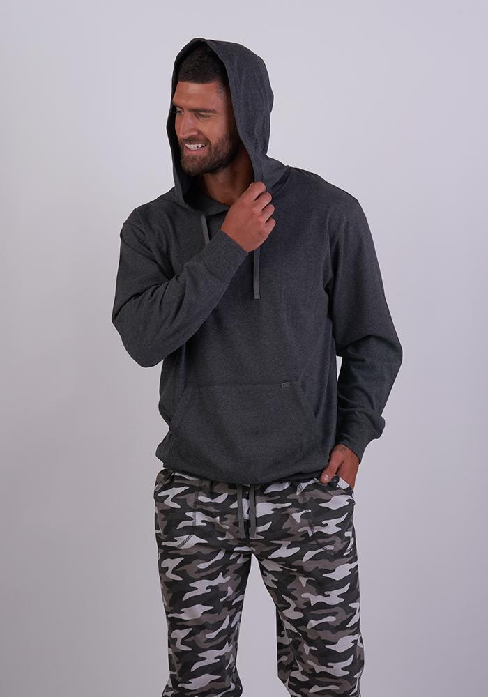 Pyjamas Pant Set With Hoodie