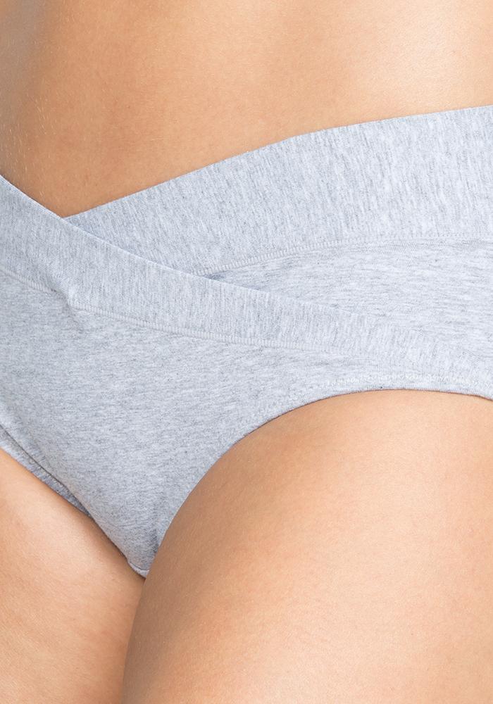 Stretch Cotton Maternity Panty