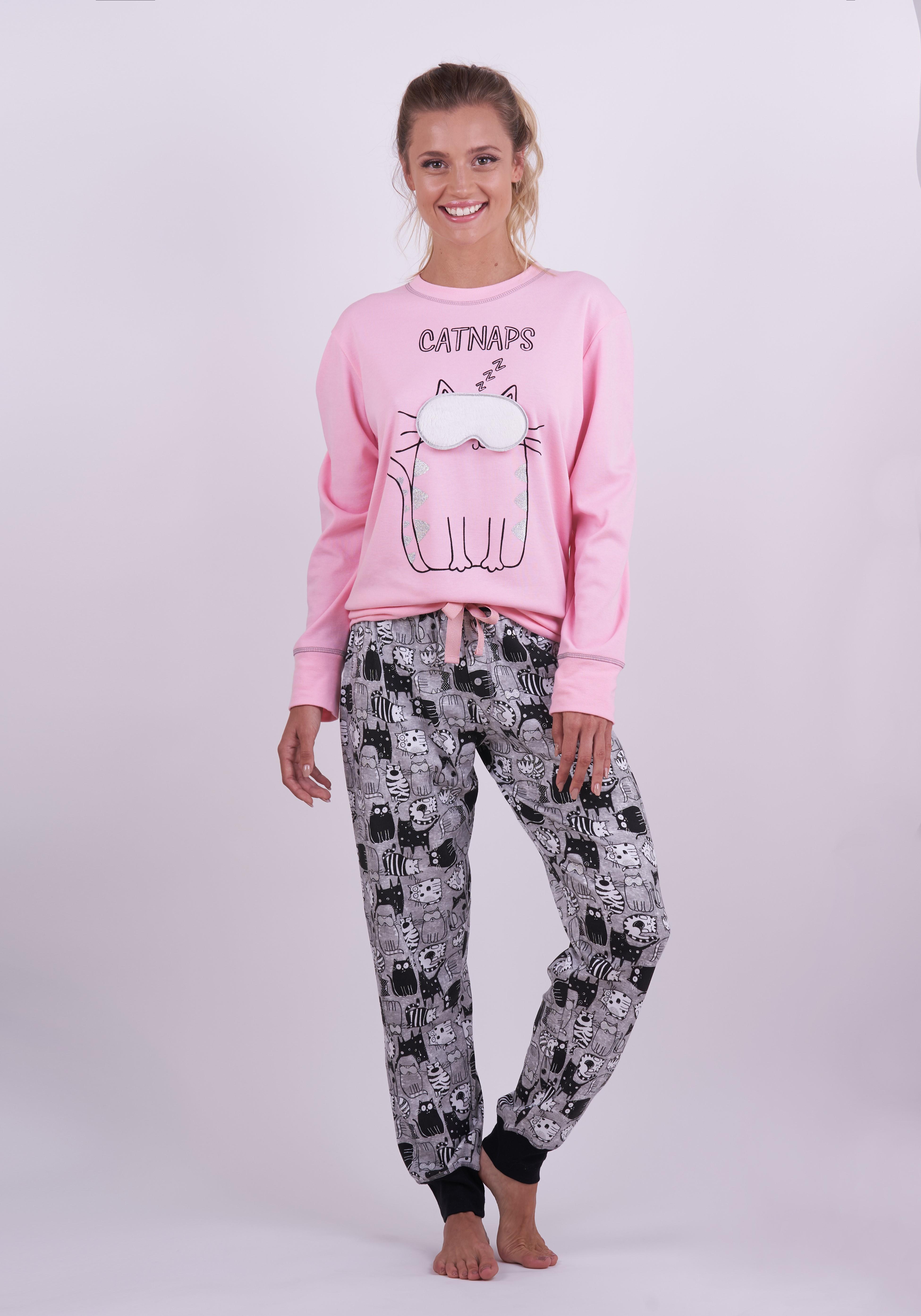 CatNaps Pyjama Pant Set