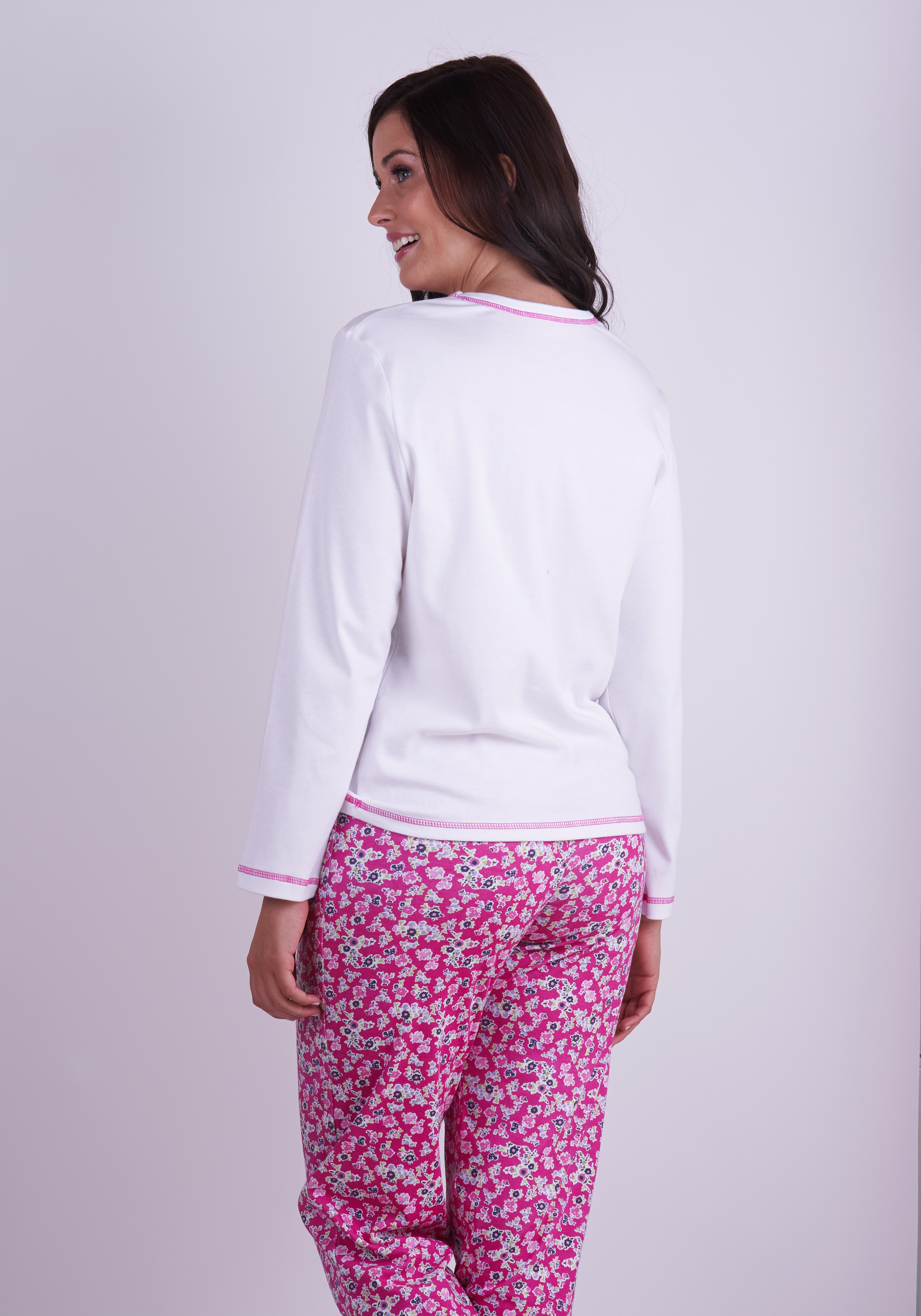 Love Romance Pyjamas Pant Set