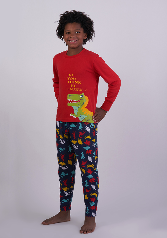 Dinosaur Pyjamas Set
