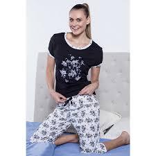 Hello Spring Capri Pyjama Set