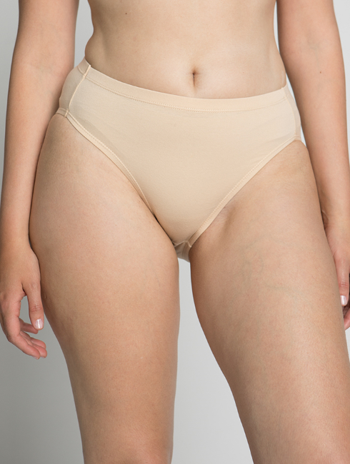 Stretch Cotton Panty