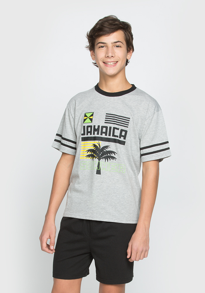 Jamaica Pyjama Set- Shorts