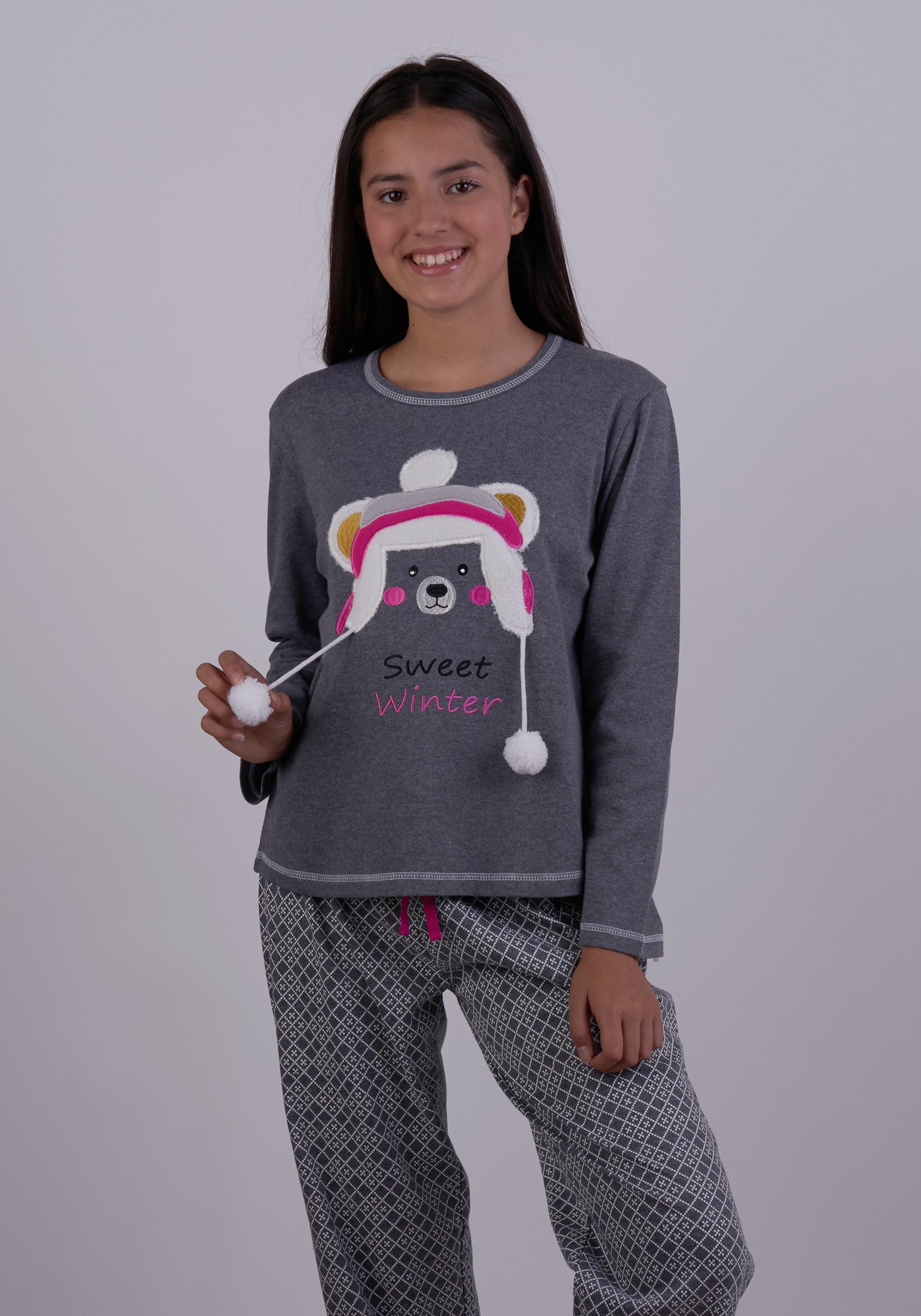 Sweet Winter Pyjamas Set