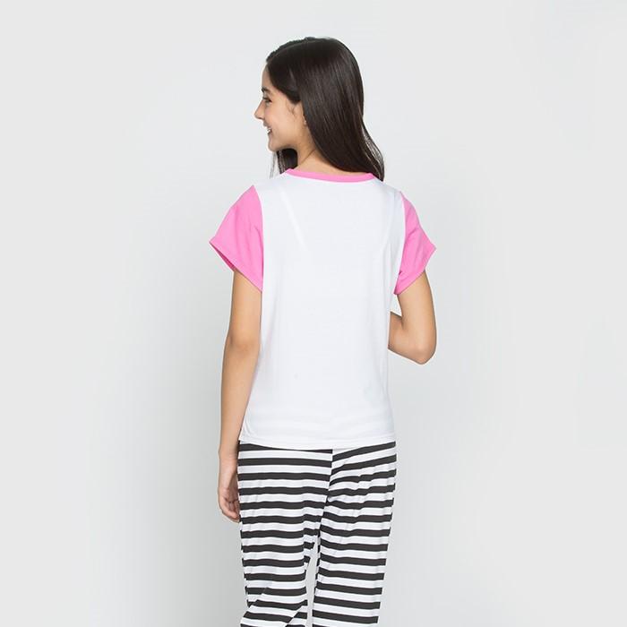 Capri Pyjama Set