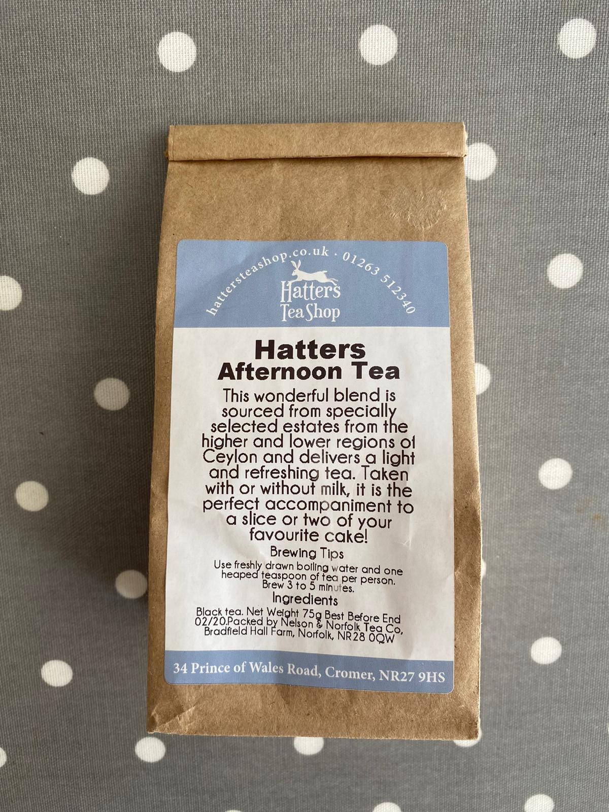 Hatters Loose Leaf Tea - Afternoon Tea Party
