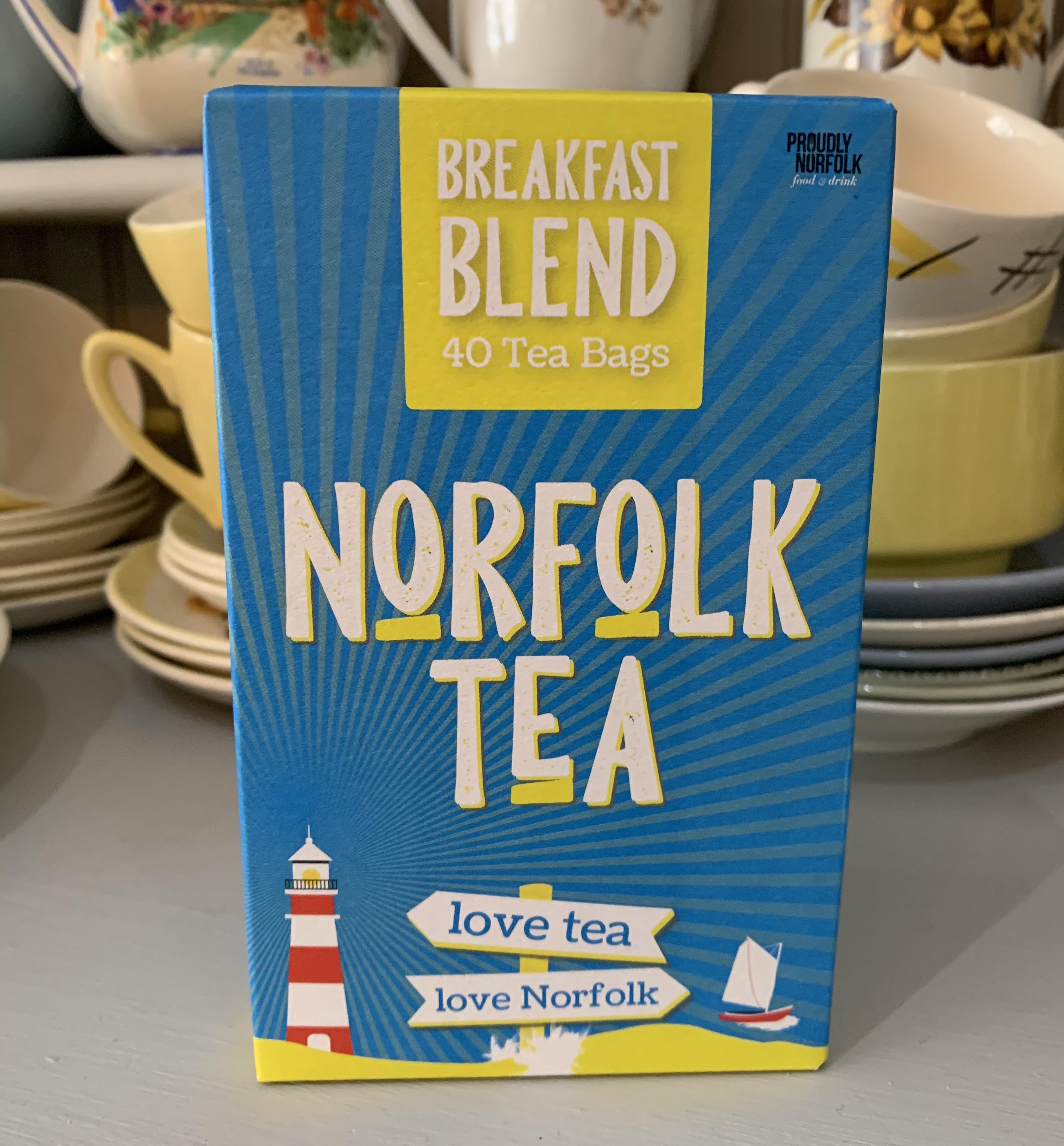 Nelson and Norfolk Breakfast Tea