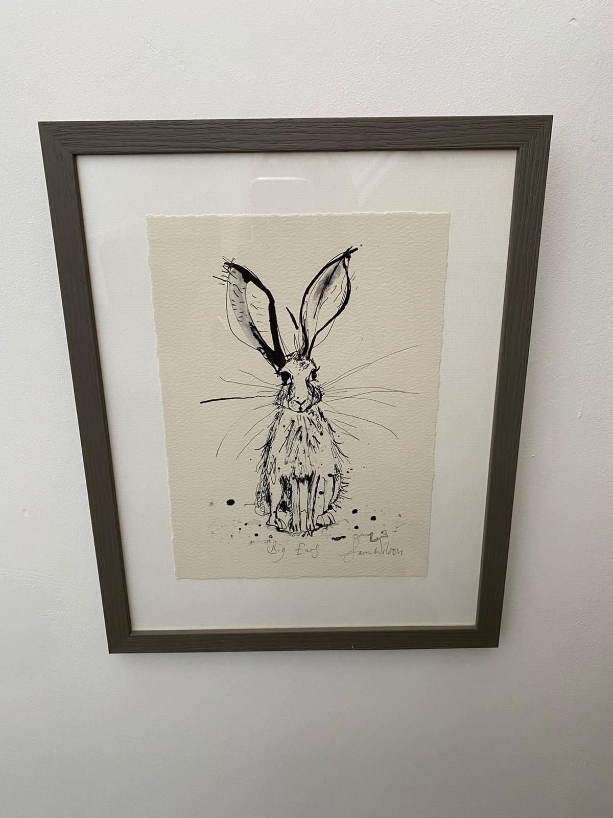 Sam Wilson Illustrations - Big Ears