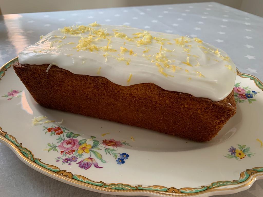 A Whole Cake - Lemon Drizzle