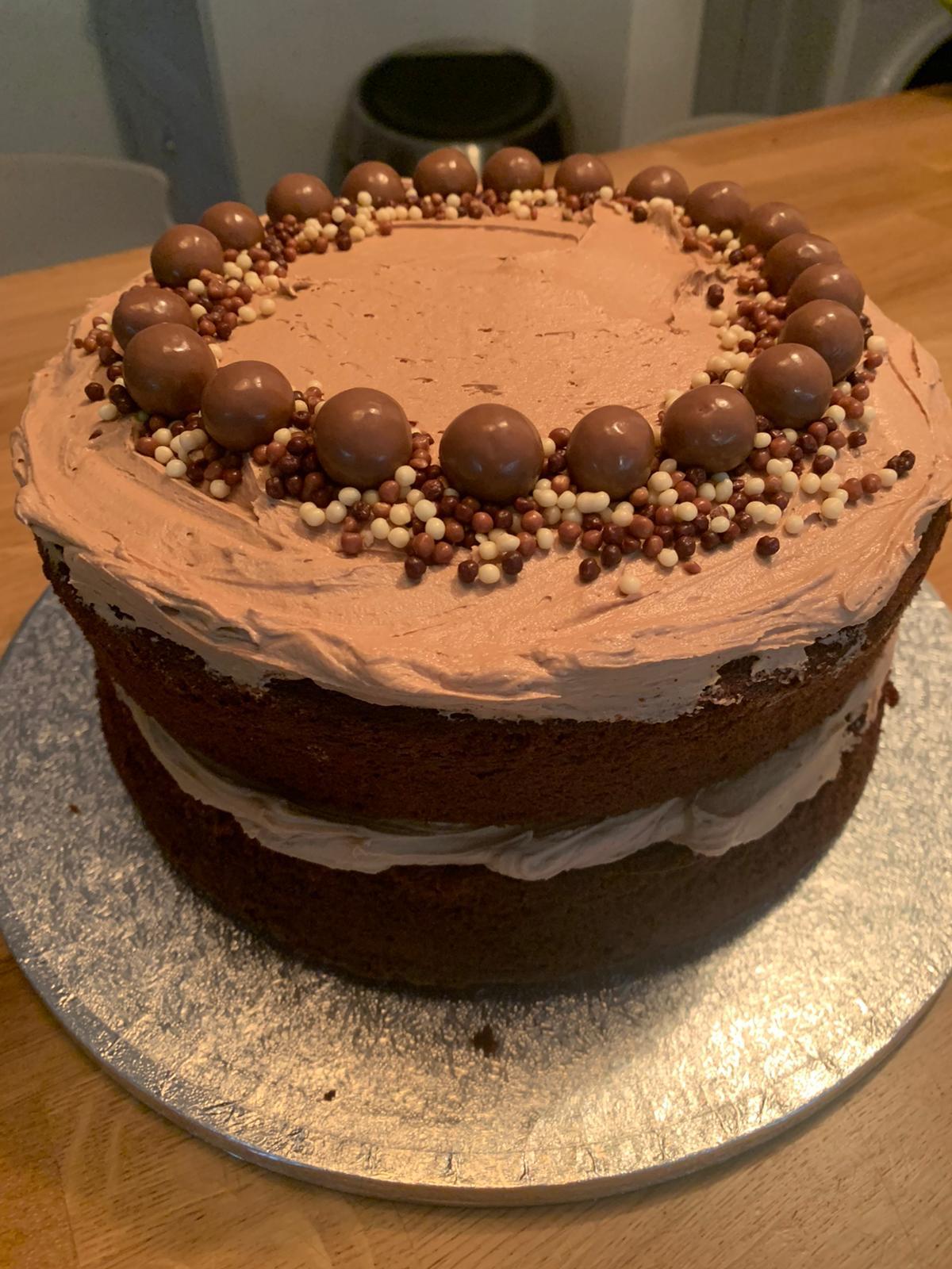 A Whole Cake - Chocolate