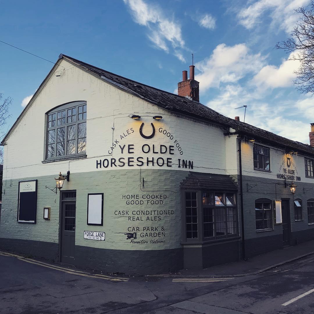 Ye Olde Horseshoe Inn
