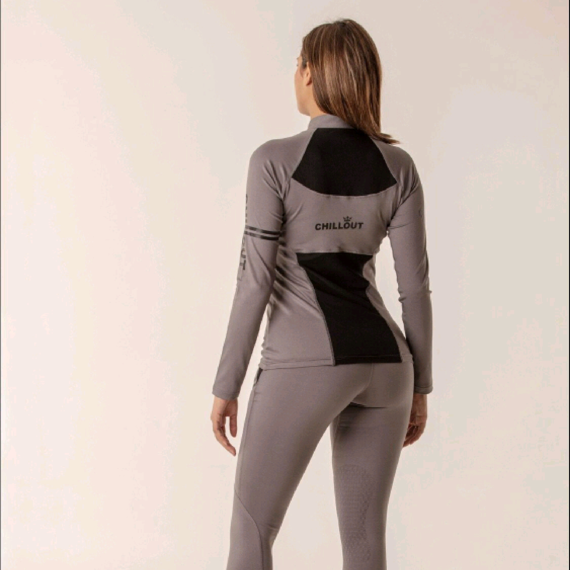 Chillout Grey Baselayer Top