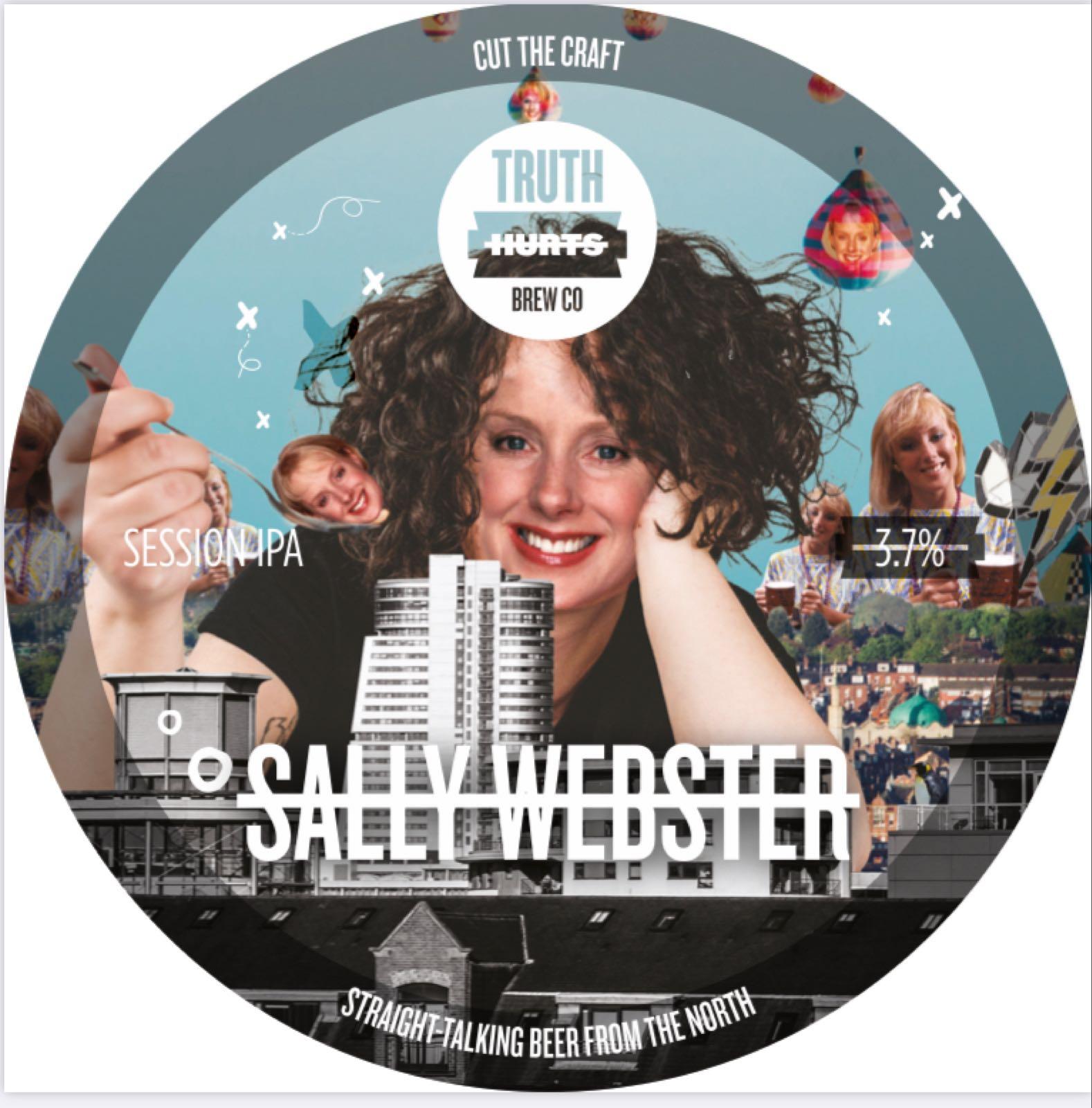 Truth Hurts Sally Webster Session IPA 3.7% 5L Mini-keg
