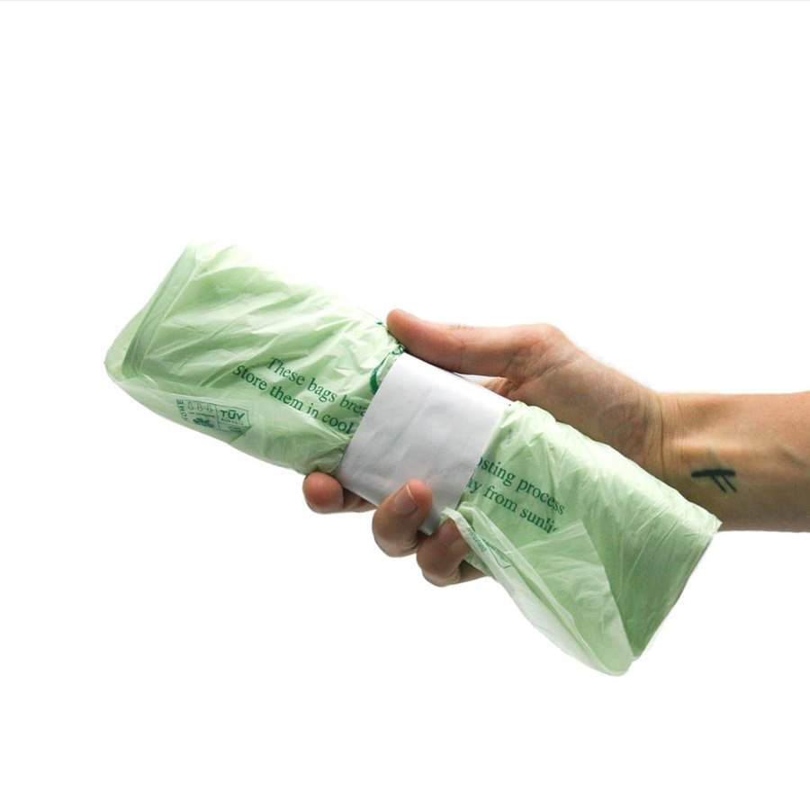 Biodegradable Compostable Bin Liners