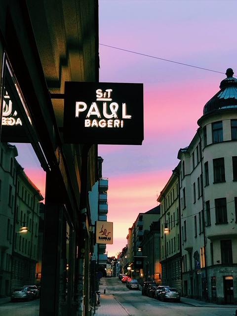 S:T PAUL BAGERI AB
