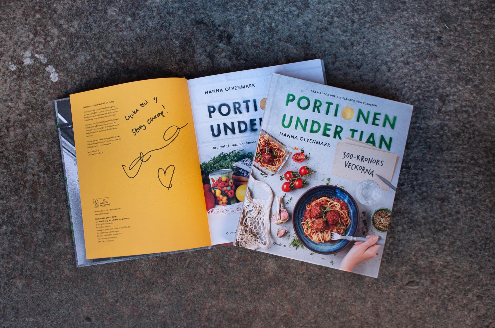 Bokpaket - båda böckerna (signerade)