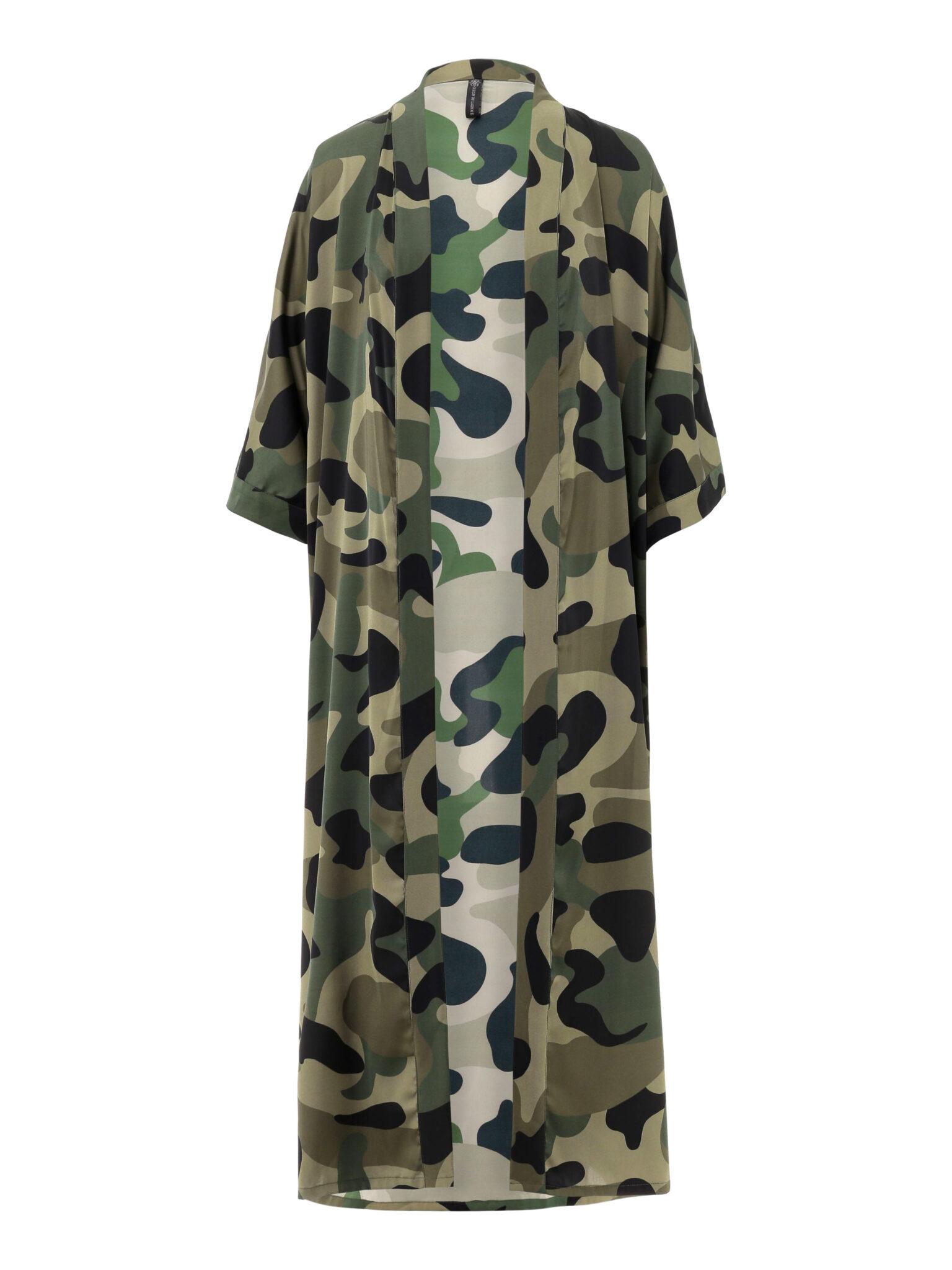 Design by Lærke Camo kimono