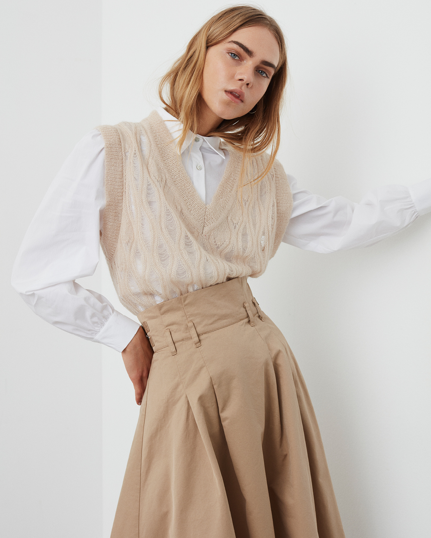 Sofie Schnoor Helvig Waistcoat S203345