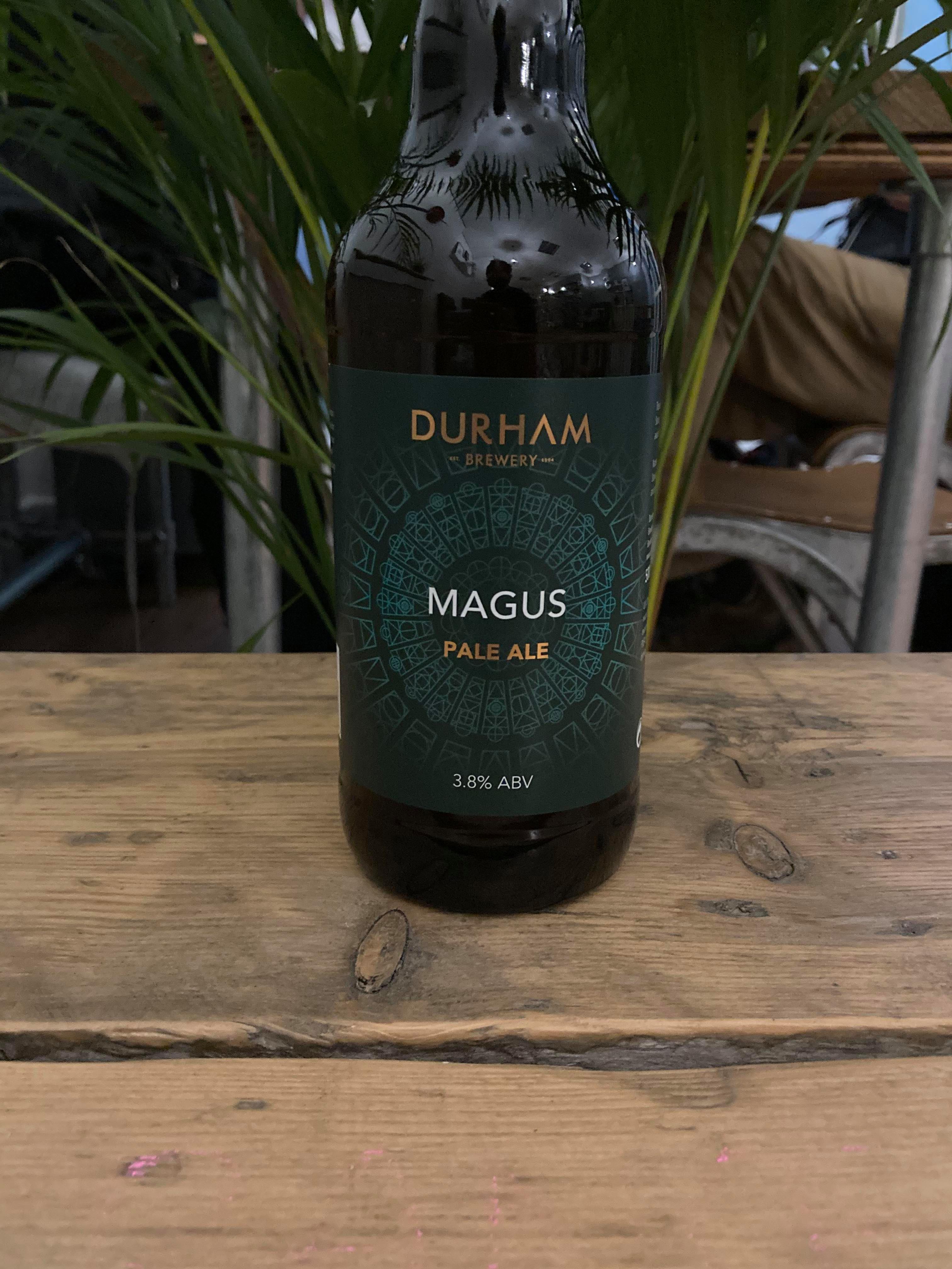 Durham - Magus 3.8% (GF)