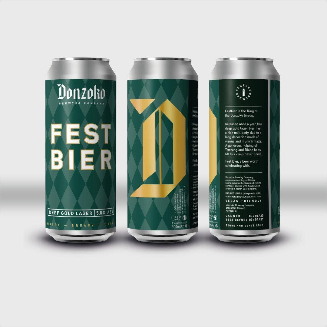 Donzoko - Festbier 5.6% 500ml