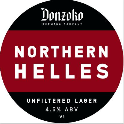 Donzoko - Northern Helles 4.2% 500ml