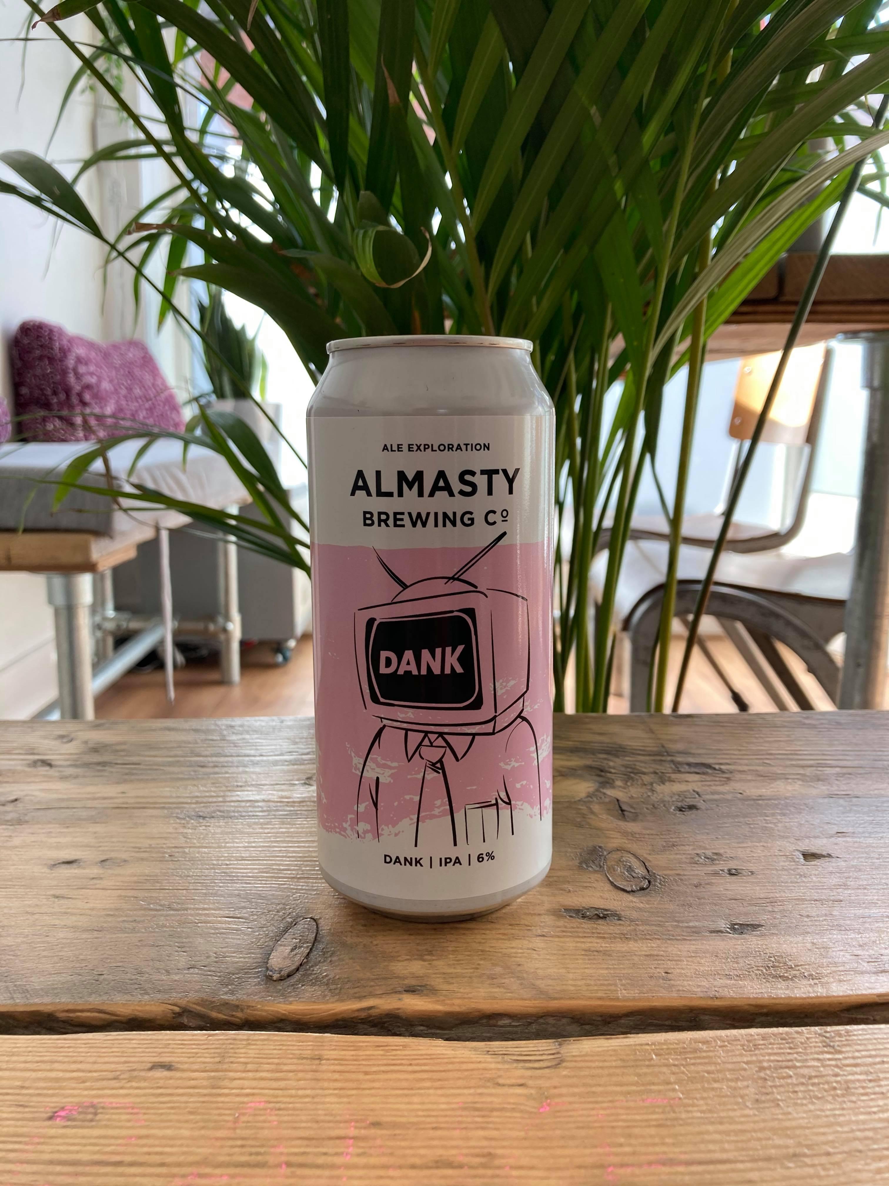 Almasty - Dank IPA 6%