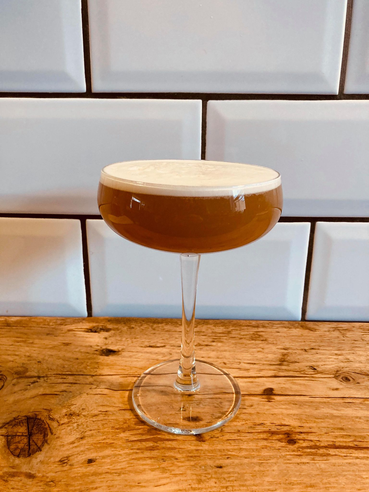 Beer Cocktail - Rhubarb & Ginger Gin Sour 500ml