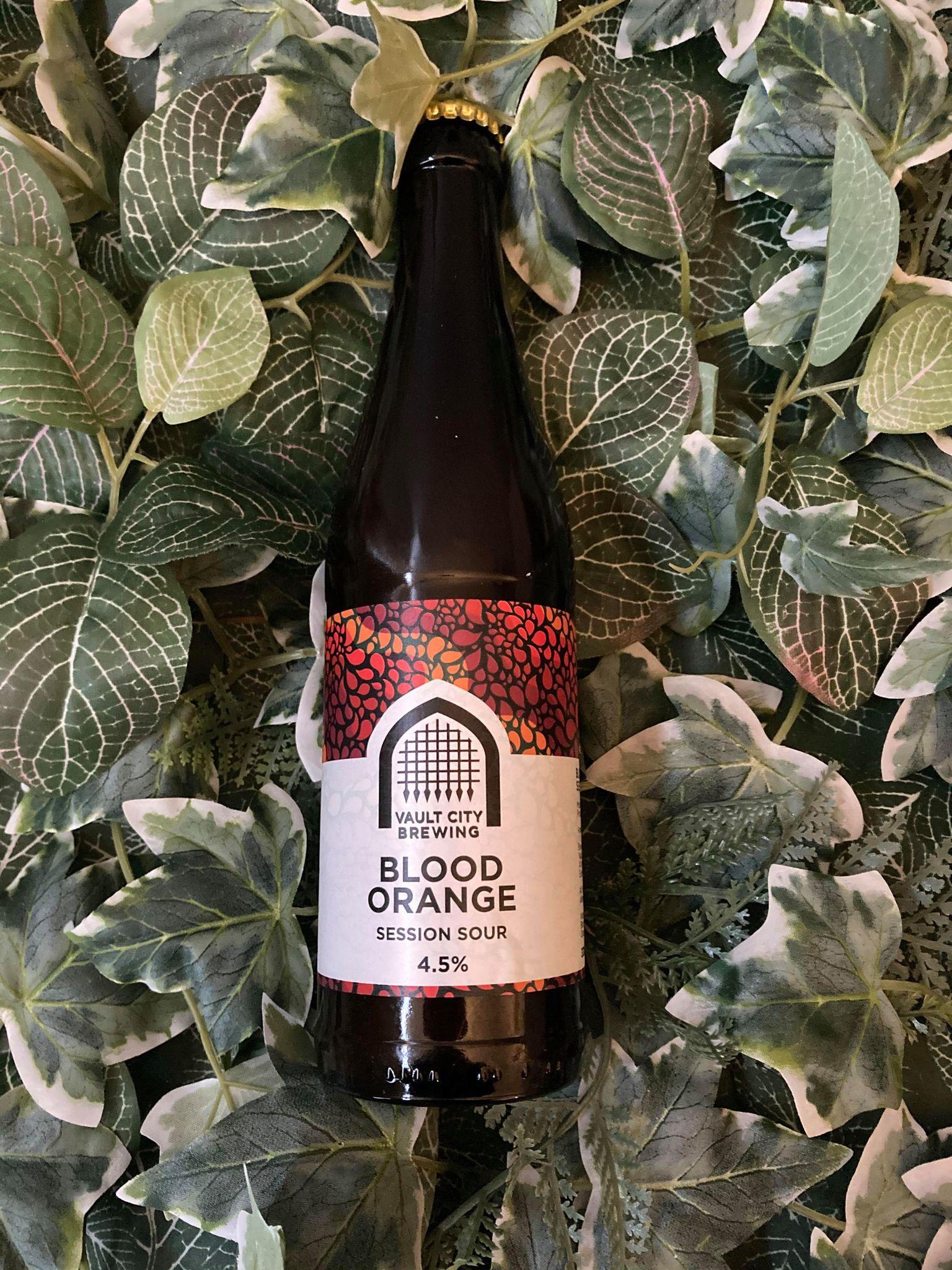 Vault City - Blood Orange Sour 4.5%