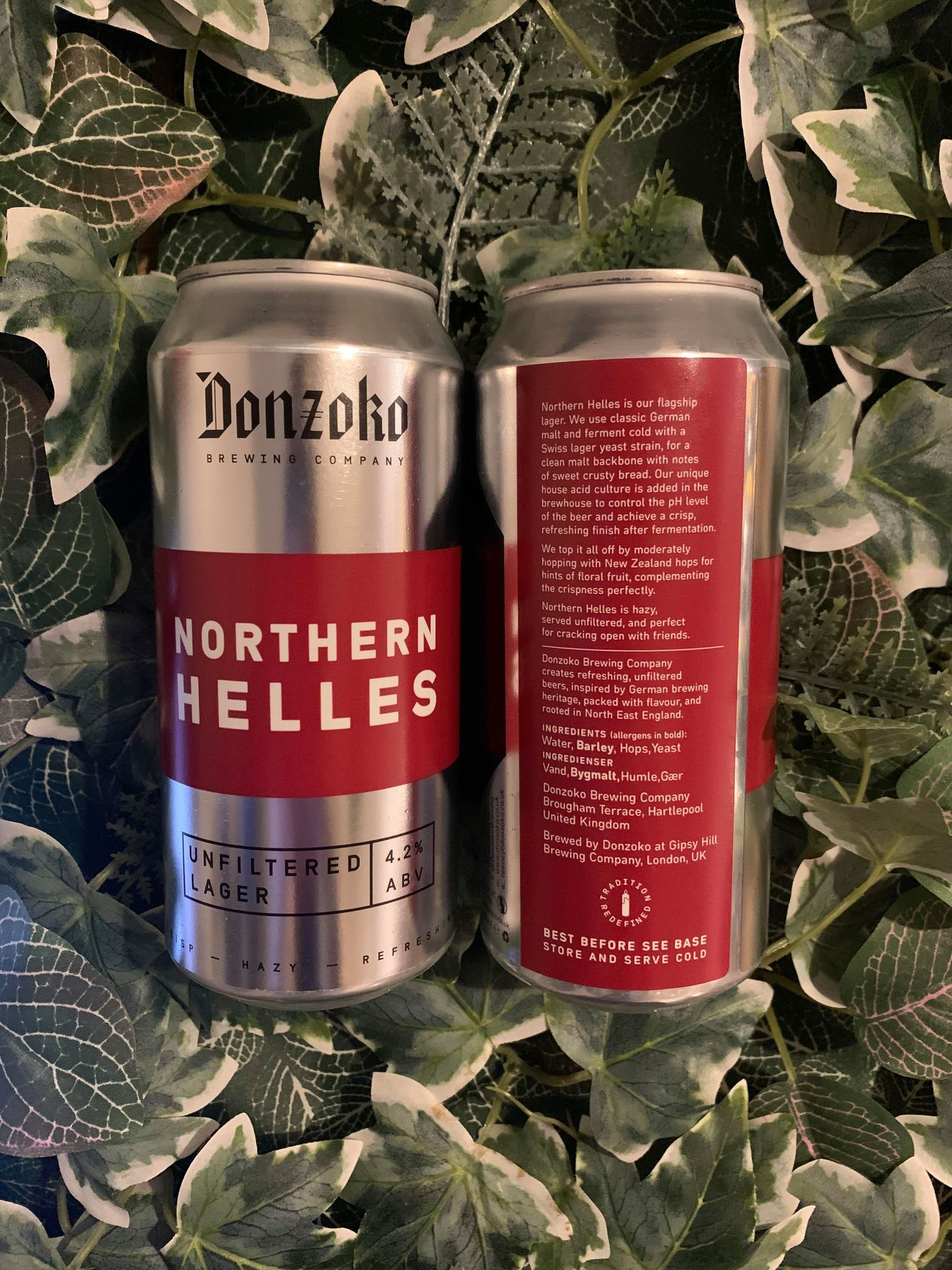Donzoko - Northern Helles 4.2%