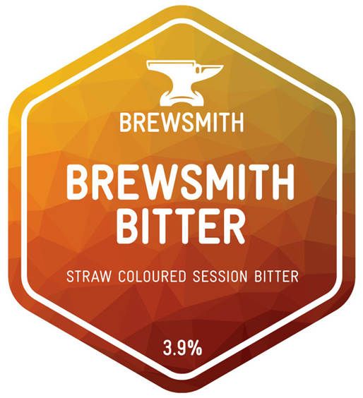 Brewsmith - Bitter 3.9% 500ml