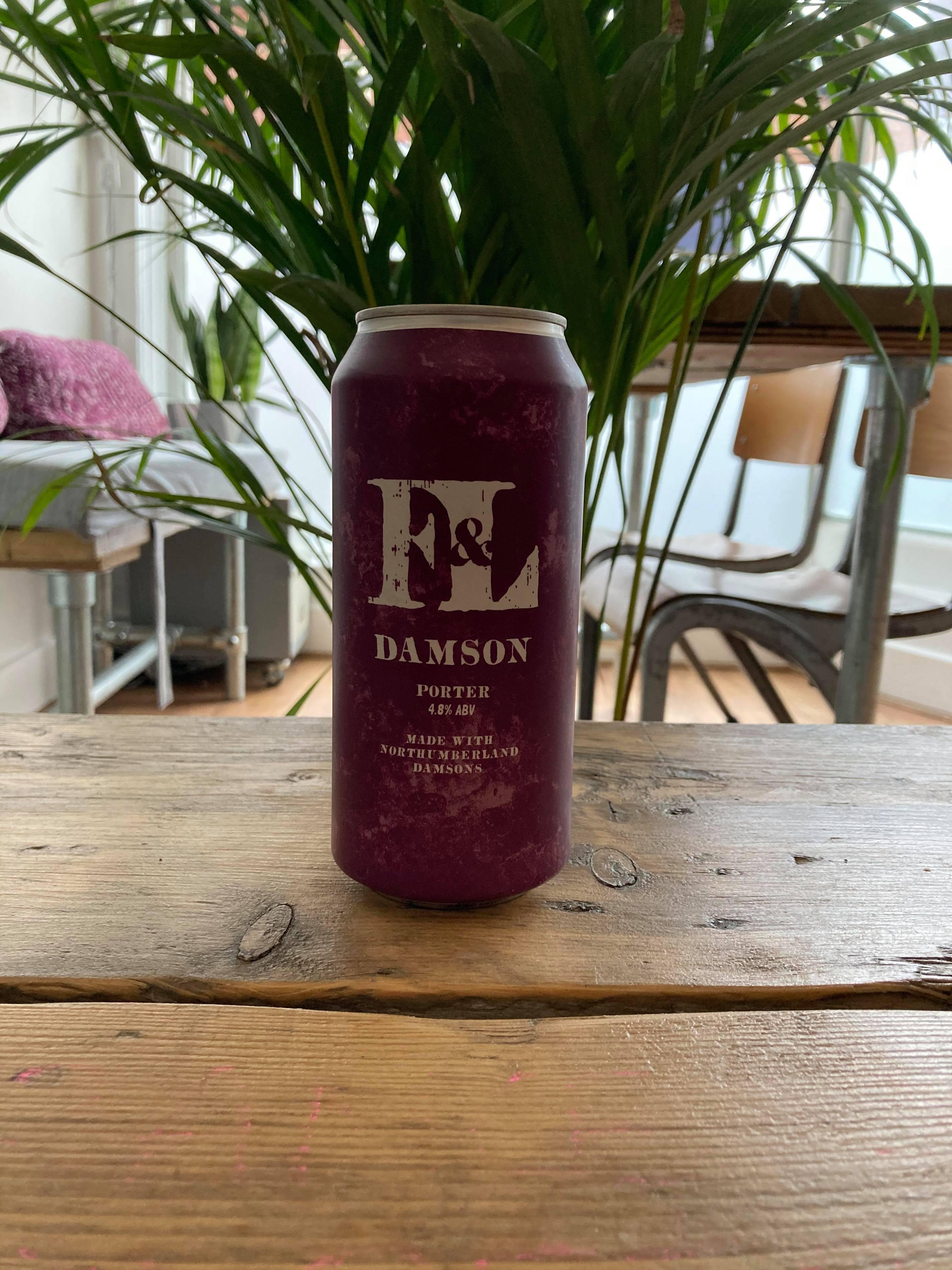First & Last - Damson Porter 4.8%