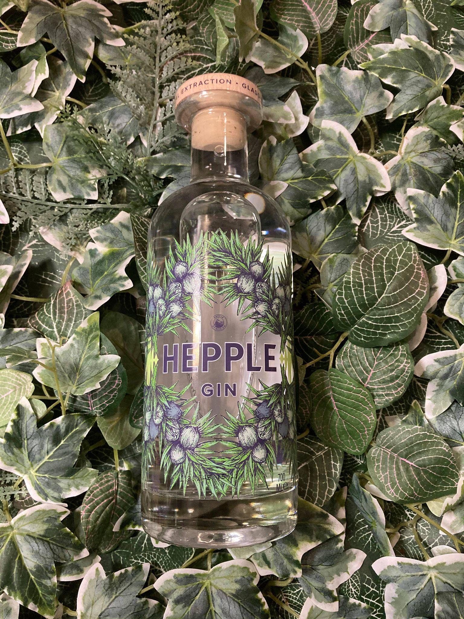 Hepple Gin