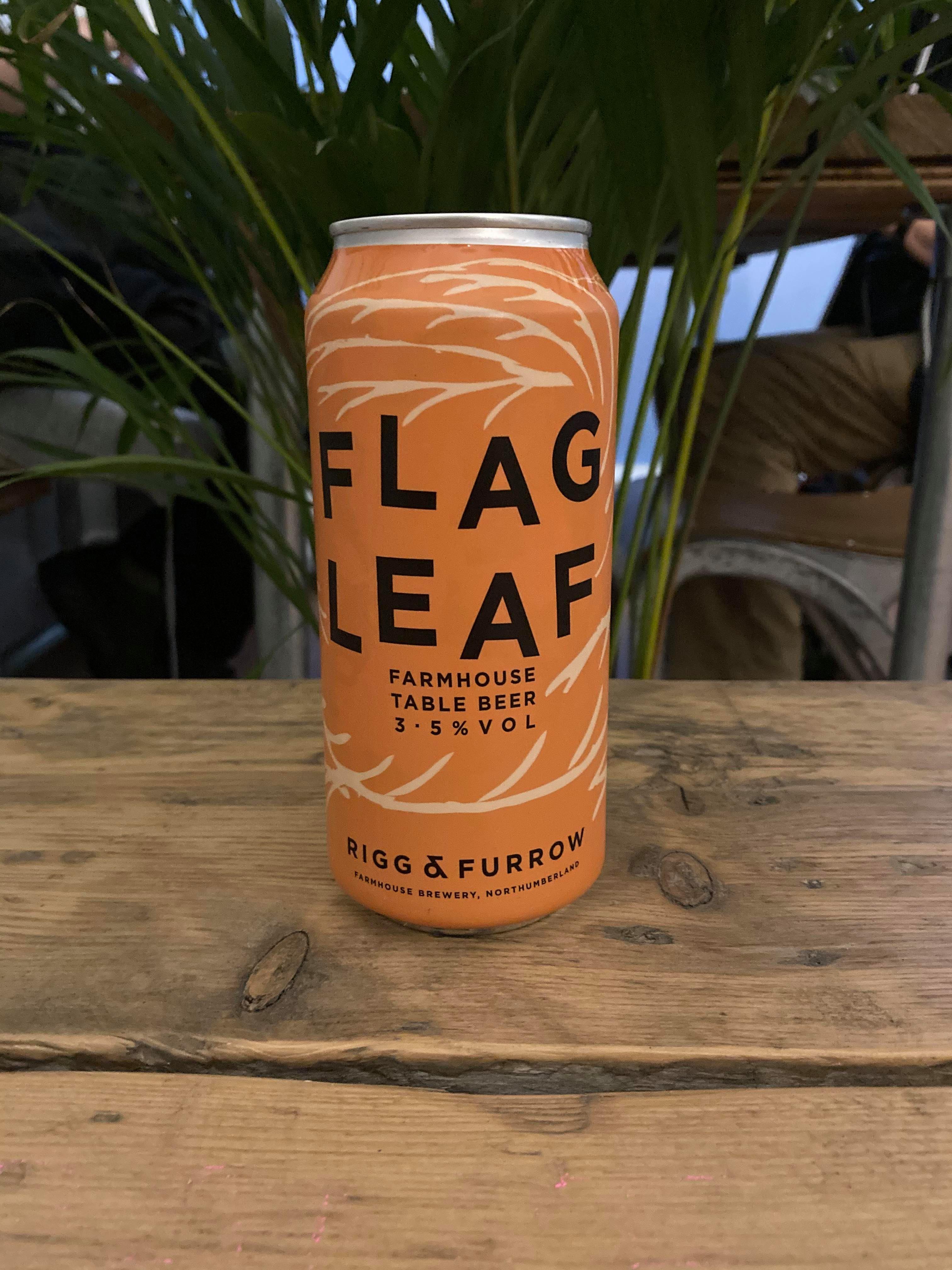 Rigg & Furrow - Flag Leaf 3.5%