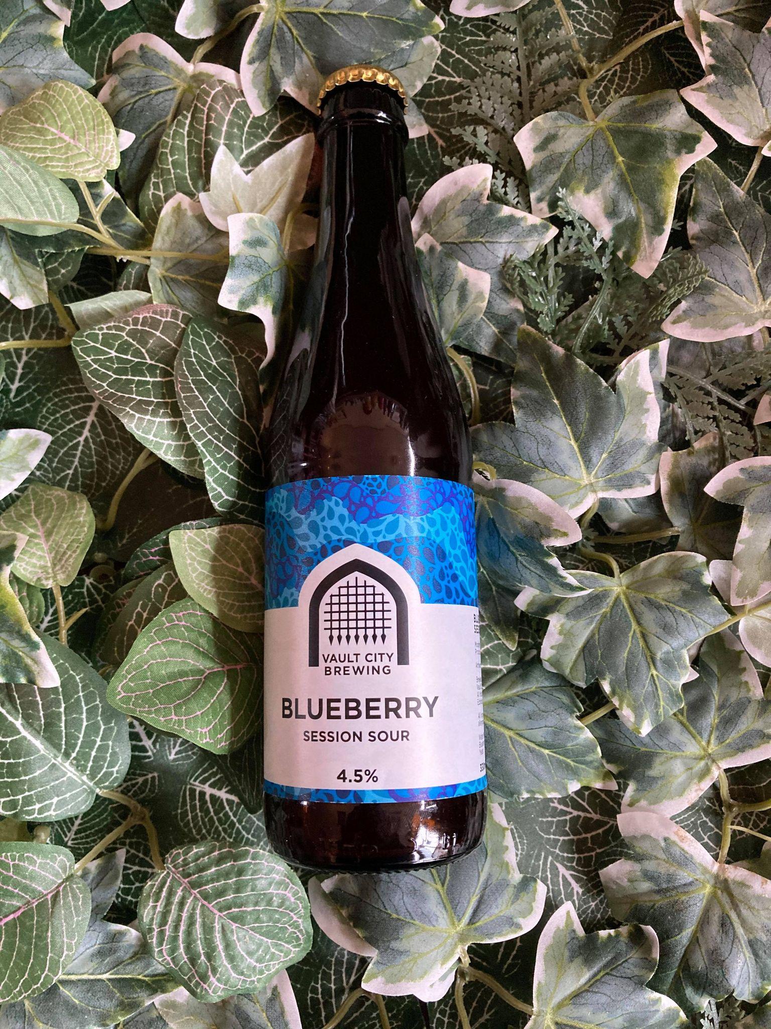 Vault City - Blueberry Session Sour 4.5%