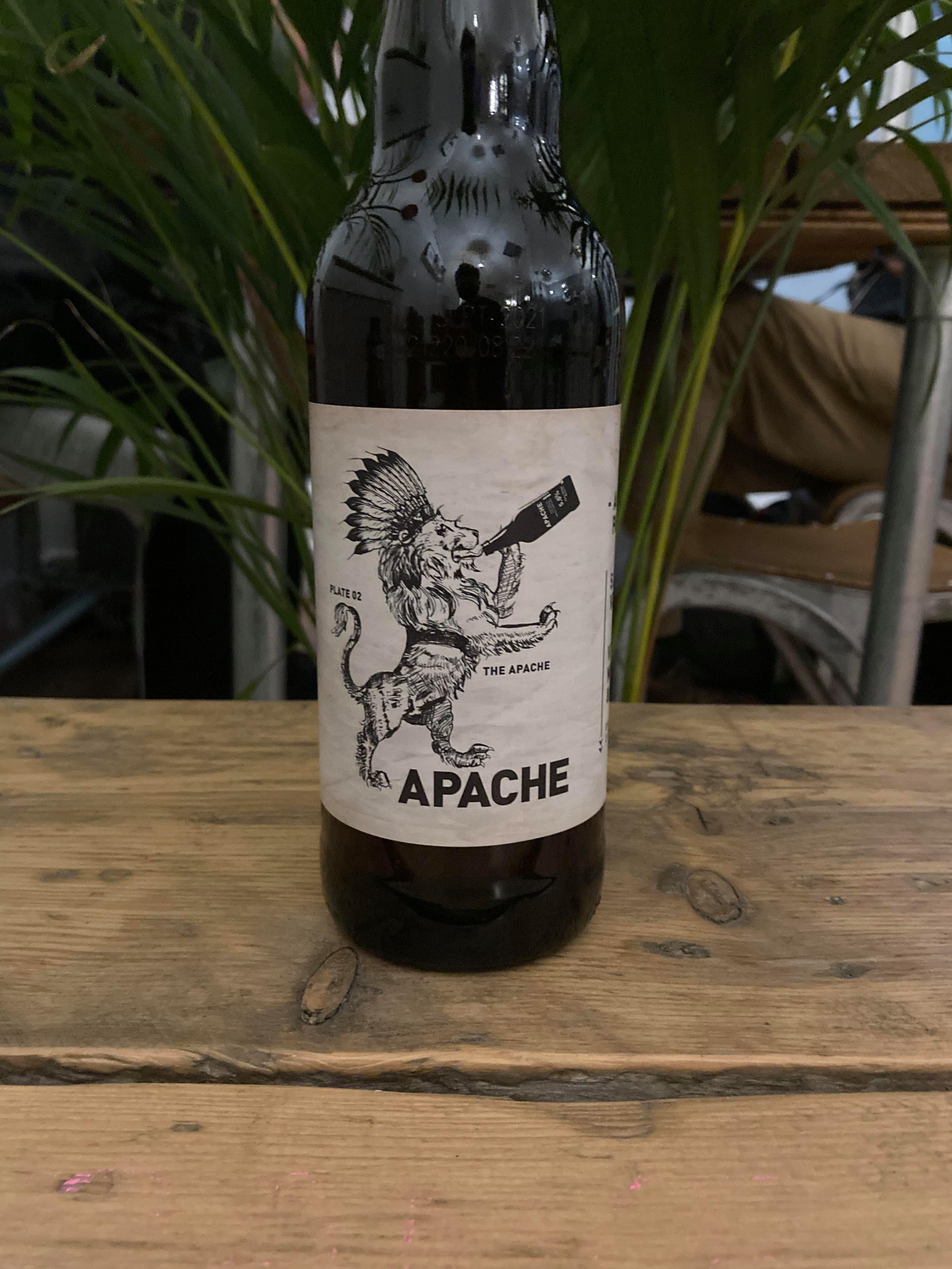 Three Kings - Apache 5%