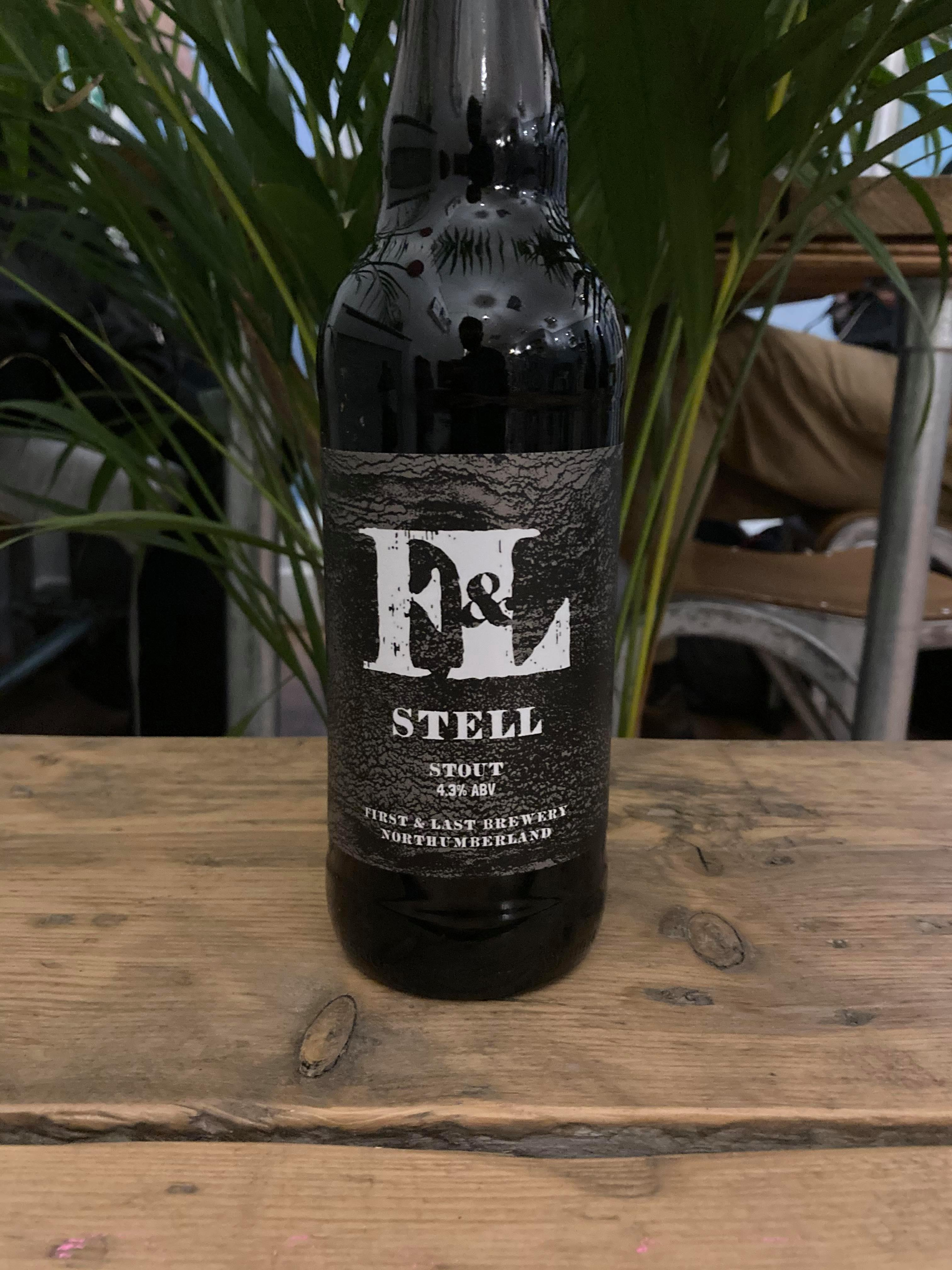 First & Last - Stell 4.3%