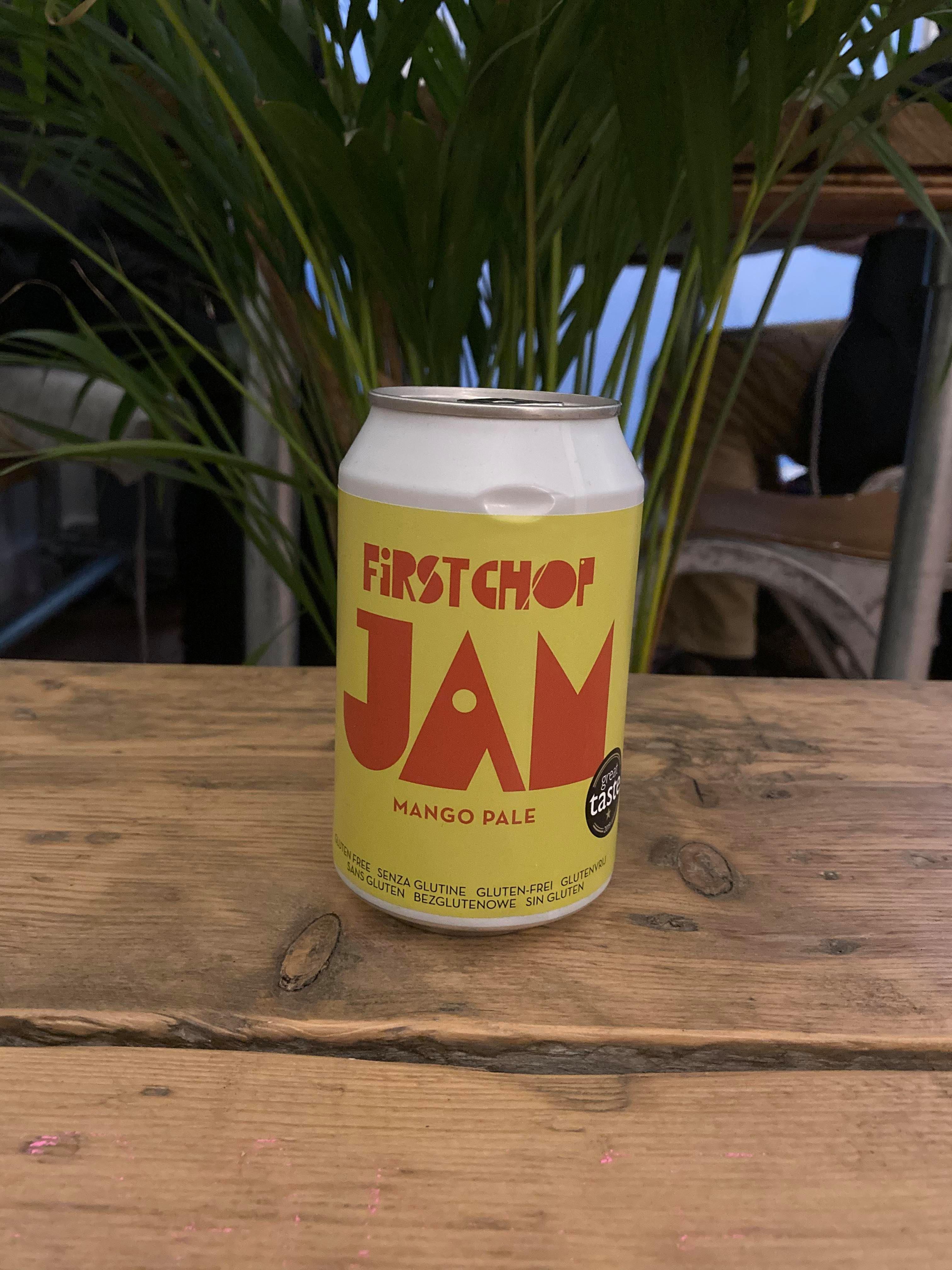 First Chop - Jam 4% (GF)