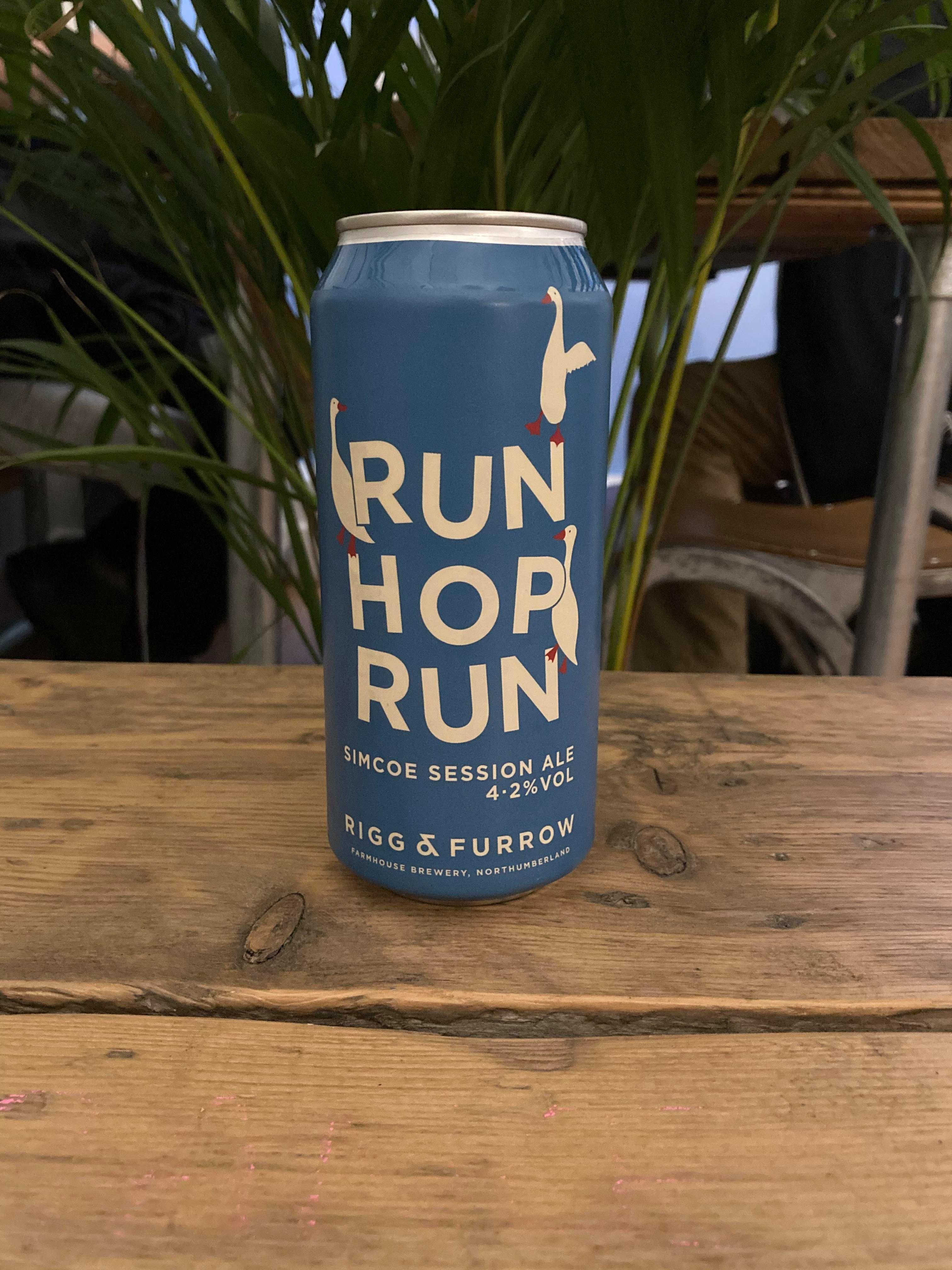 Rigg & Furrow - Run Hop Run 4.2%